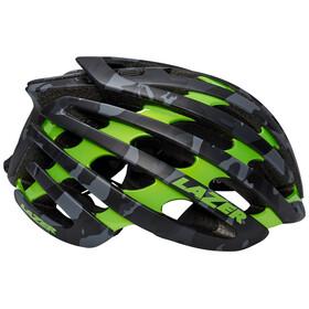 Lazer Z1 Helmet mat black/camo flash green